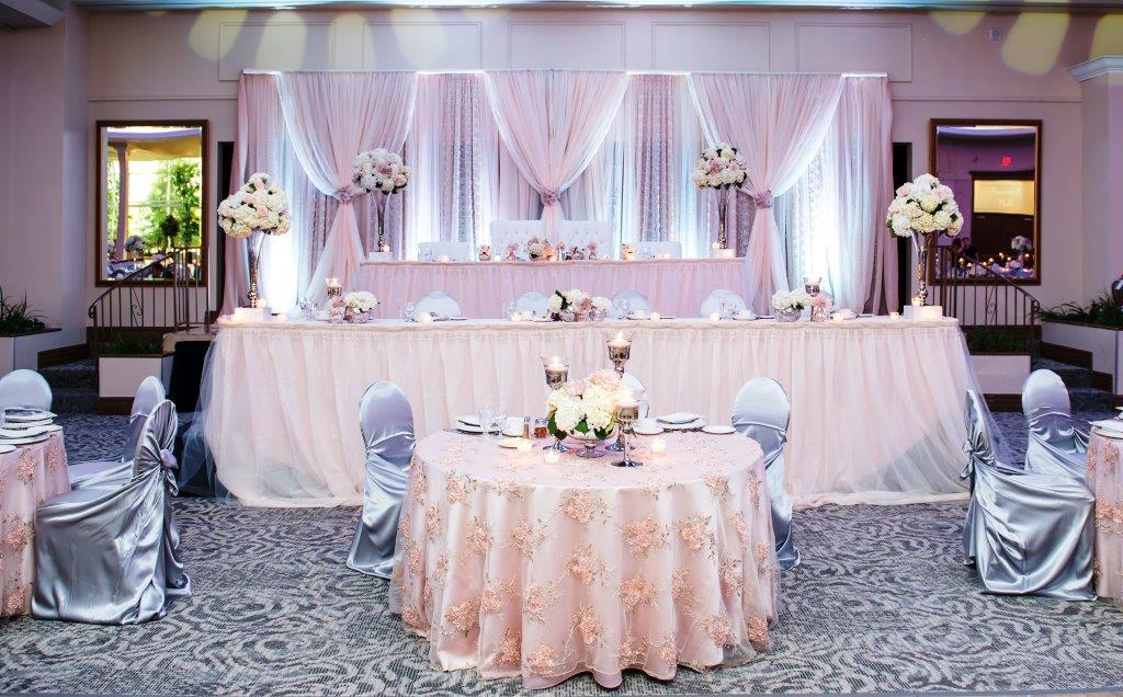Venue, Banquet Hall, Reception