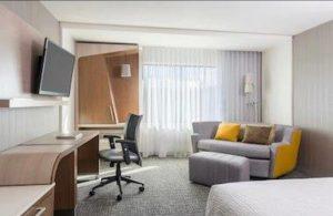 hotel guest room suite burlington oakville wedding corporate