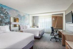 hotel guest room suite burlington wedding corporate