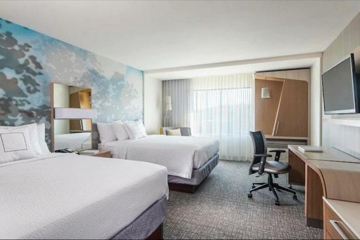 hotel guest room suite burlington wedding corporate